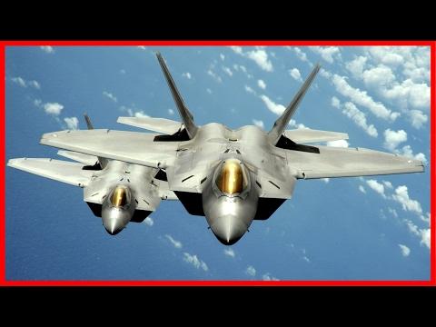 Miitary Aircraft: F-22 Raptor Stealthfighter Documentary