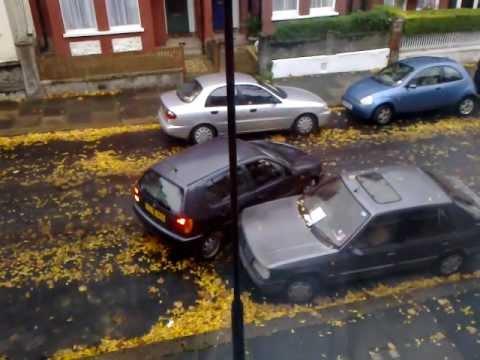 Parking fail stupid girl EPIC