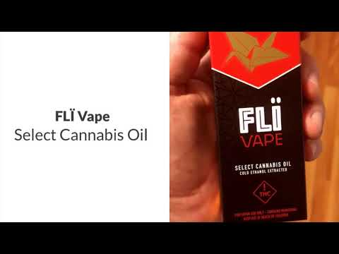 Fli Vape Pen - cannabis oil