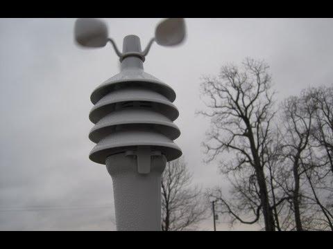 Wireless Weather Center