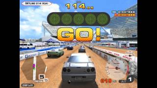 Battle Gear 4 Tuned - Taito Type X+ (w/ Stereo Sound)
