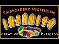 Brother Embroidery Machine Digitizing | NEW Videosâ—