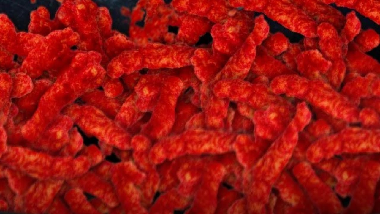 What You Should Know Before Eating Flamin' Hot Cheetos Again