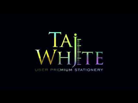 TajWhite Stationery Branding