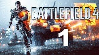 Battlefield 4 Modo Historia Walkthrough Español Parte 1 - Gameplay Pc 1080p PS3 Xbox360