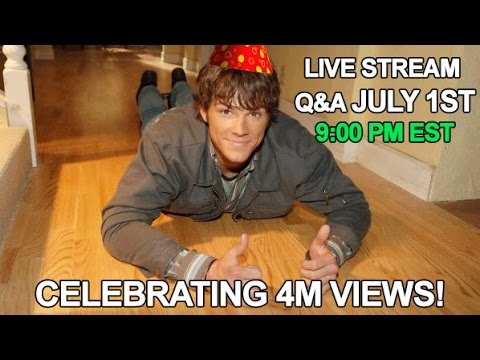 LIVE Q&A - Celebrating 4M Views
