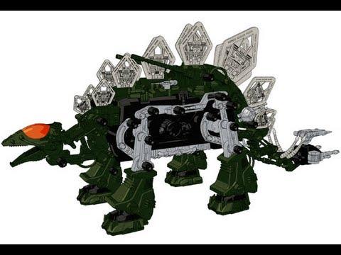 Zoids ซอยด์ หุ่นรบไดโนเสาร์ ภาค1 ตอน 6