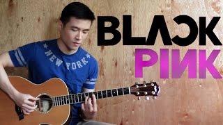 BLACKPINK WHISTLE Acoustic Version