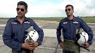 Walk The Talk: The men who fly MiGs (Aired: September 2003)