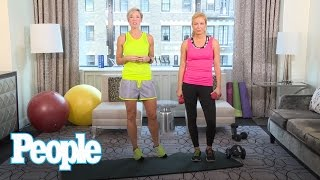 Carrie Underwood's Trainer Gives Expert Workout Tips | People