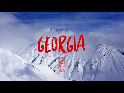 Skiing & exploring Georgia / Winter 2017
