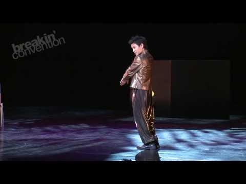 Kenichi Ebina AGT Winner / Michael Jackson dance 2011
