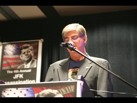 RICHARD BARTHOLOMEW  Mac Wallace  fingerprintS JFK  2016