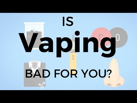 Is Vaping Bad for You? - Veppo Vape Shop