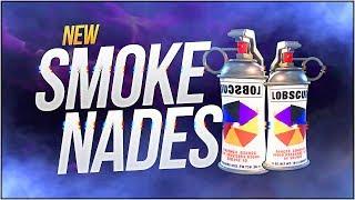 LA NOUVELLE SMOKE GRENADES dans Fortnite Battle Royale! Fortnite Battle Royale UPDATE 1.31 (PATCH 1.31)