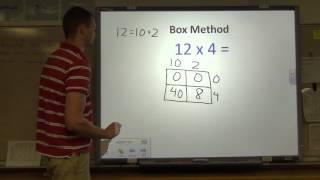 3rd Grade - Math In Focus - Multiplication Strategies