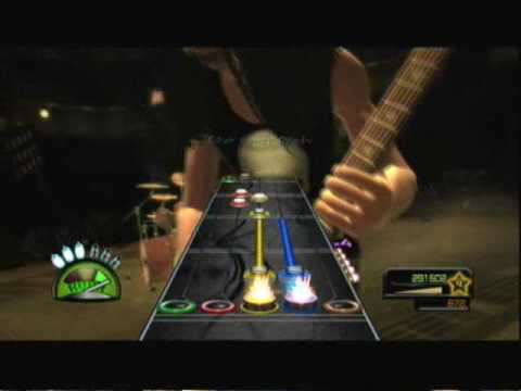 Guitar Hero Metallica- Battery Expert Guitar 100% FC!