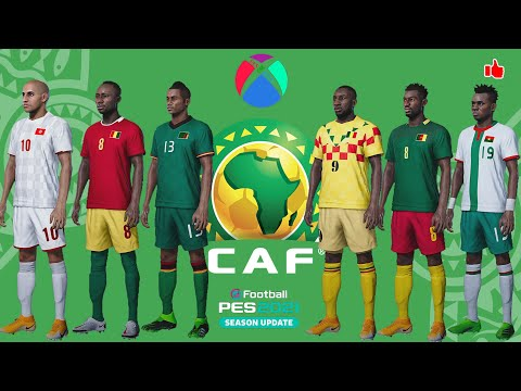 AFRICAN NATIONS #CAF