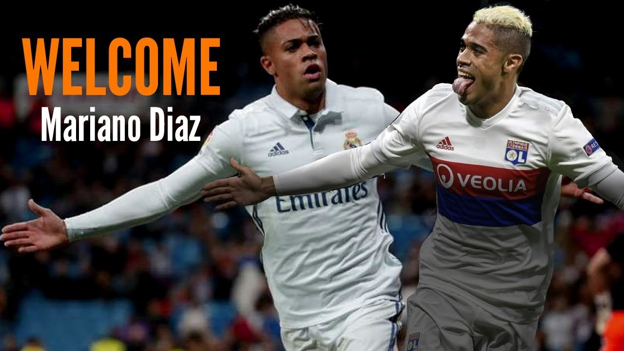 Image result for mariano diaz back to real madrid