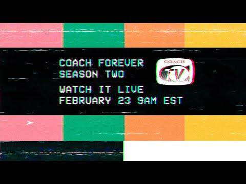 Coach Forever Season Two | #NYFW FW21 Fashion Show