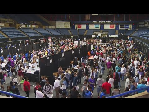 Columbia County Host Inaugural College and Career Expo