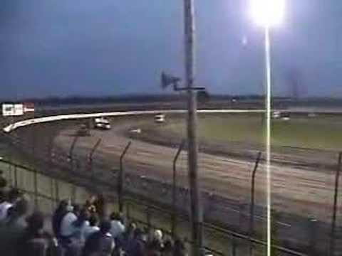 Lee County Speedway Heat Race #2