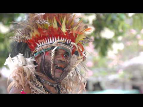 CONRAD GOOD VIBRATION (CGV) - PAPUA