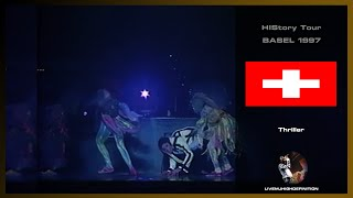 Michael Jackson Live In Basel 1997: Thriller - HIStory Tour
