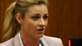 Erin Andrews Testifies About Emotional Fallout