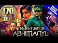 The Return Of Abhimanyu  Irumbu Thirai  2019 New Released Full Hindi Dubbed Movi
