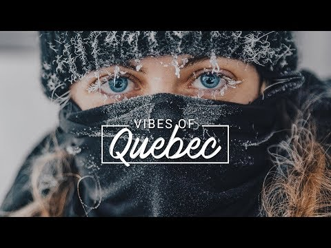 VIBES OF QUEBEC - CANADA TRAVEL FILM VIDEO - A7S II