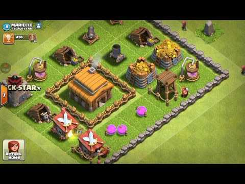 Clash of clans Tagalog version