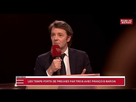 Invité : François Baroin - Preuves par 3 - Le Best of (31/05/2016)