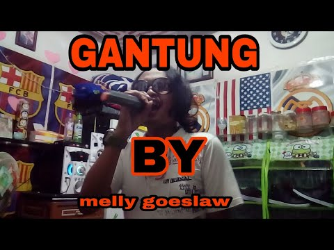 Gantung By Melly Goeslaw ( #cover ) Mardha Billy Andriana