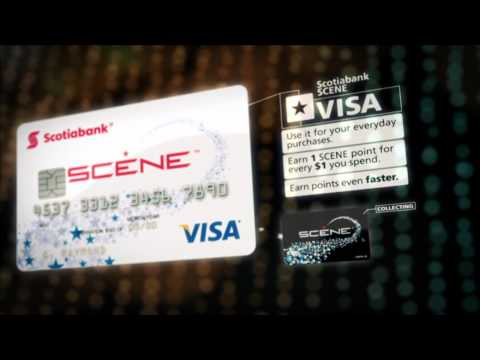 SCENE Scotiabank Promo video