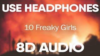 vuclip Metro Boomin, 21 Savage – 10 Freaky Girls (8D AUDIO)