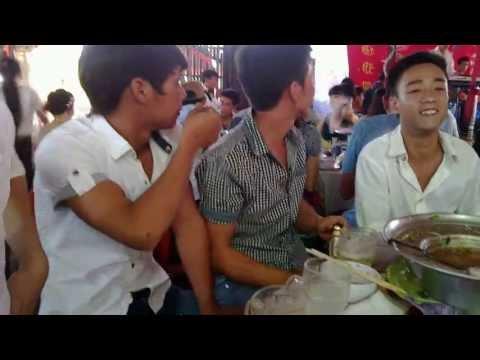 đám cưới con Minh Tần 2   krong năng   daklak