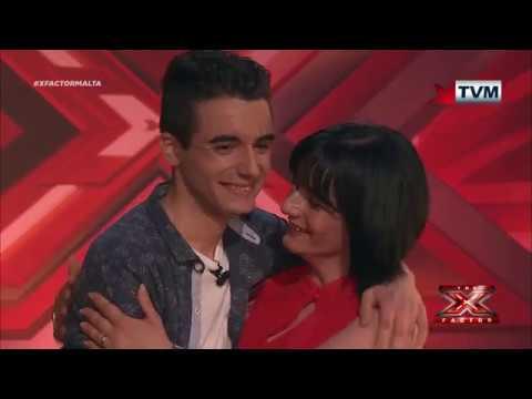 X factor Malta - Auditions - Day 4 - Isaac Mercieca
