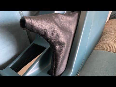 How To Make A VB - VK Hand Brake Boot