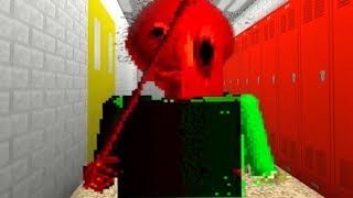 BALDIS SCARIEST FORM REVEALED..  | Baldi's Basics in Education and Learning (MOD)