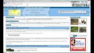 Die Sims 3 mods runterladen/installieren
