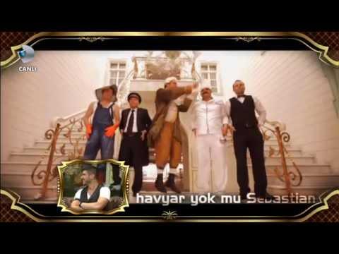 Beyaz'ın Hande Yener'e cevabı Sebastian'nın Çilesi-  4.04.2015