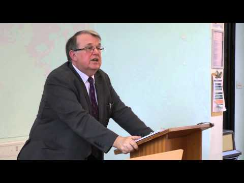 Lecture 1 What is Jewish Messianism? - Philip Alexander - Sherman Lectures 2012