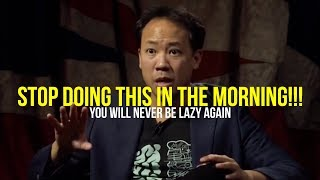 You Will Never Be Lazy Again   Jim Kwik