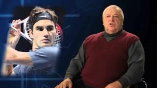 видео Техника удара в теннисе - путь к успеху