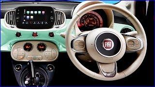 フィアット 500(チンクエチェント)シリーズに標準装備の車載インフォテインメントシステムのUconnect(ユーコネクト)を最新モデルに切り替え