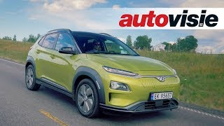 Hyundai Kona Electric en Hyundai Nexo (2018) - Test - Autovisie TV