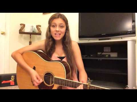 Riptide- Vance Joy (Cover by Bailey Bryan)