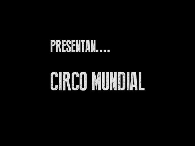 Familia Corleone estrena Circo Mundial de su nuevo disco Noches de Noria