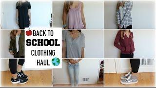 HUGE Back To School Try-On Haul!!! (American Eagle, Nordstrom, Nike, Windsor, Victoria Secret)